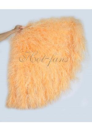 """custom colors Waterfall Fan Fluffy Ostrich Feathers Boa Fan 42""""x 78"""""""