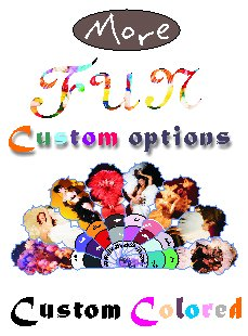 custom options fan